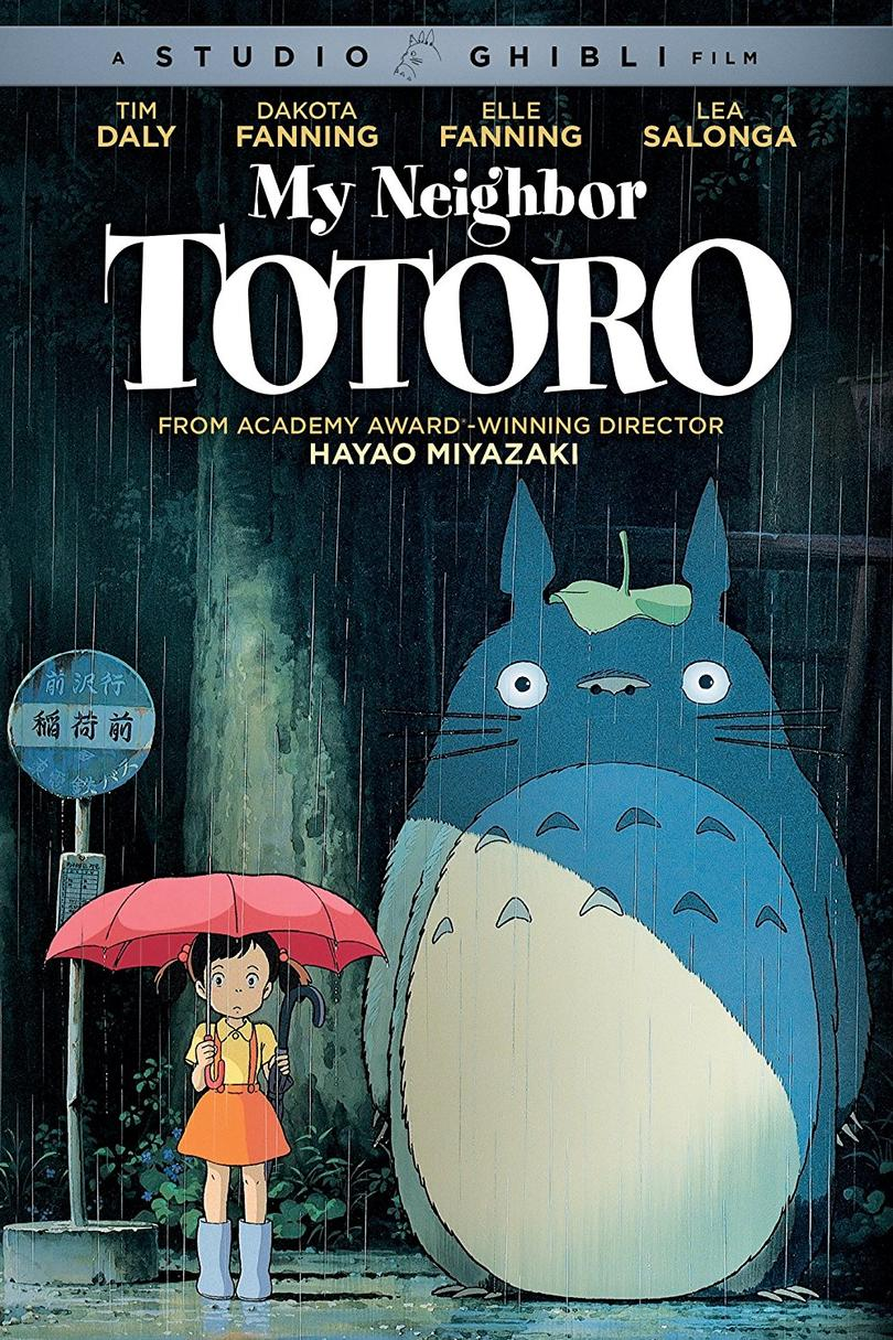 My Neighbor Totoro (1993)
