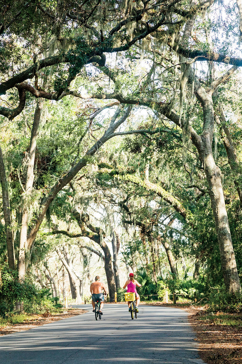 Jekyll Island: Bike Trails