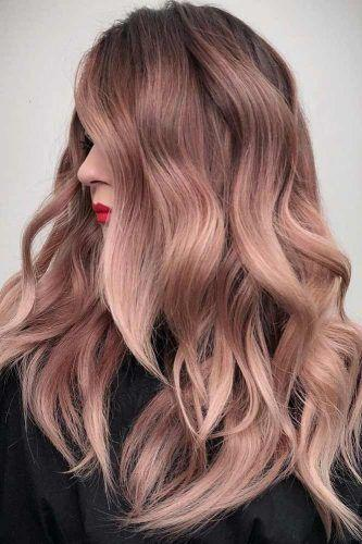 Rose Gold Hair Is As Dreamy As It Sounds - Southern Living
