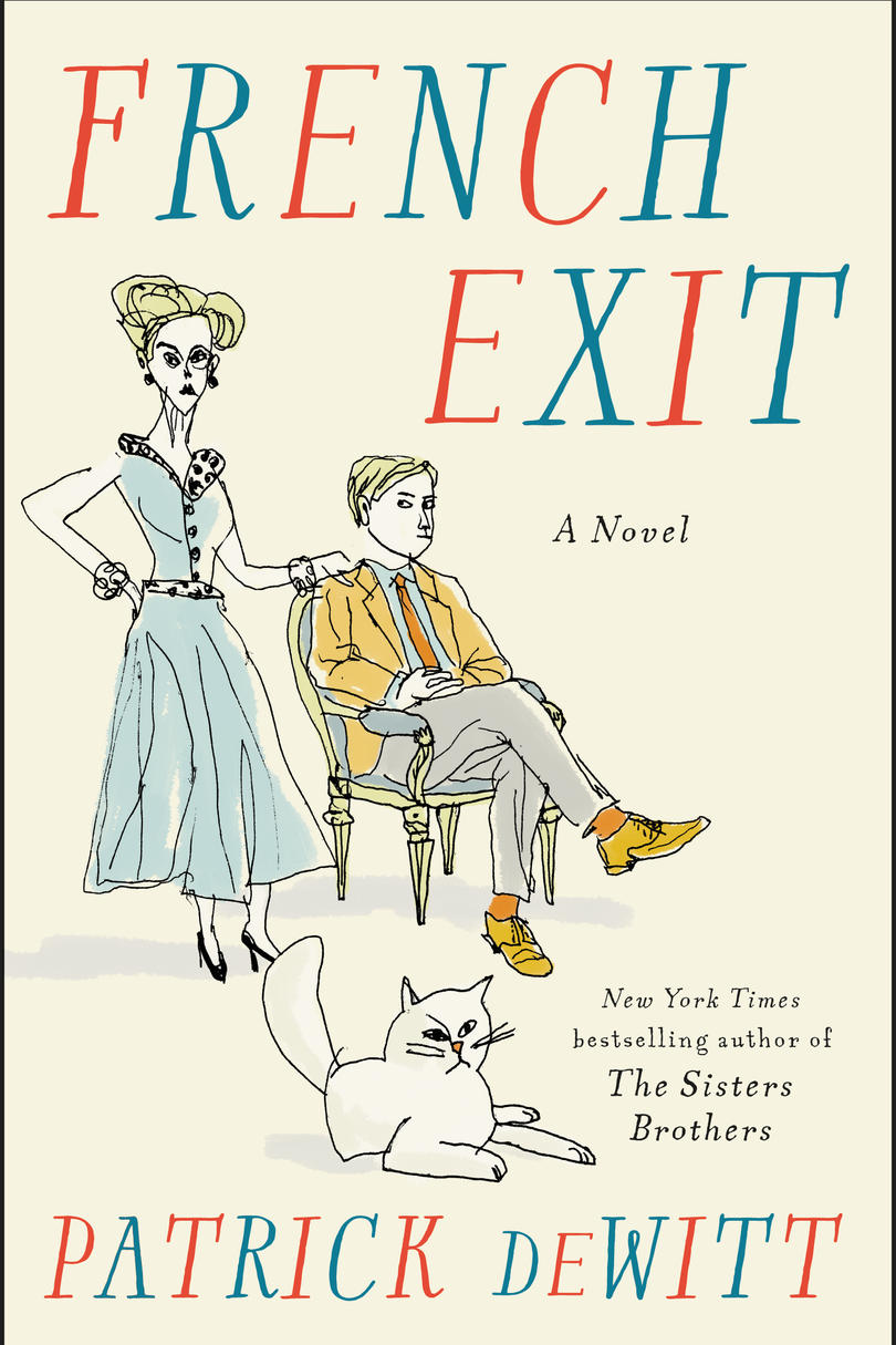 RX_1804_French Exit by Patrick DeWitt_Summer Books