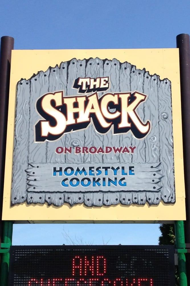 North Dakota: The Shack on Broadway