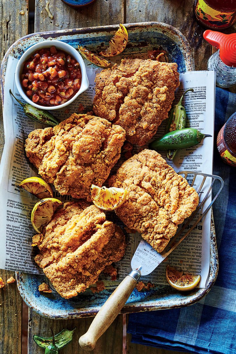 Mississippi: Fried Catfish