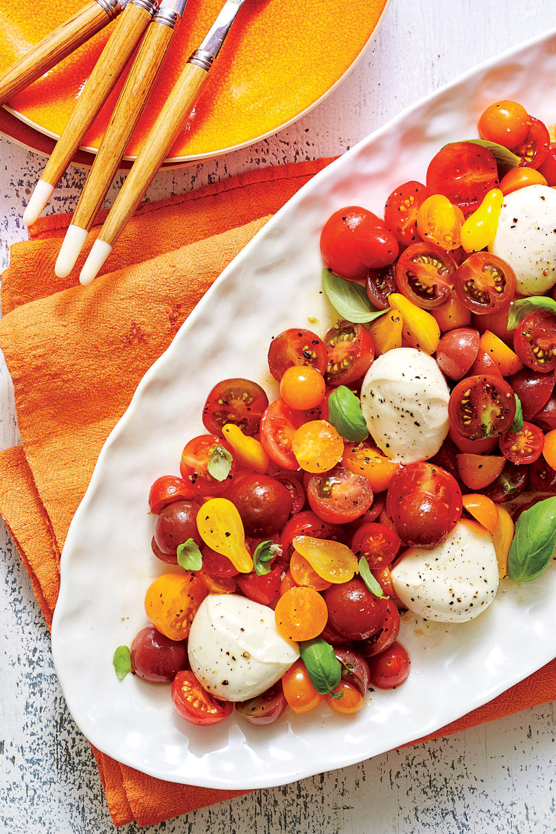 RX_1904_No-Cook Appetizers and Salads_Cherry Tomato Caprese Salad