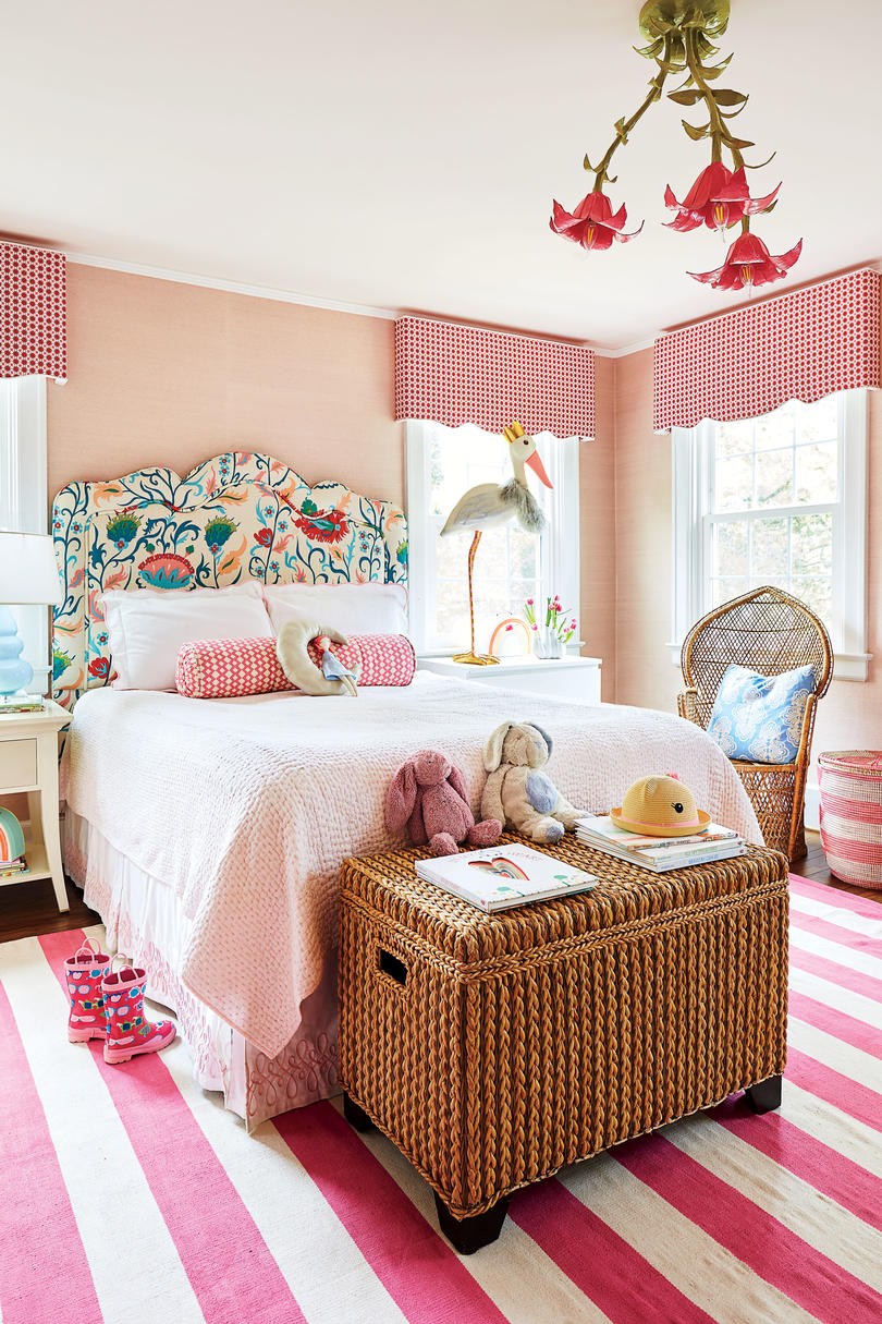 Lindsey Cheek Wilmington, NC Home Daughter's Bedroom