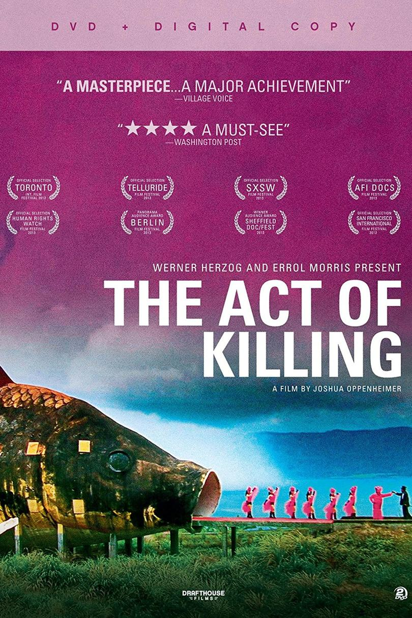The Act of Killing (2013)