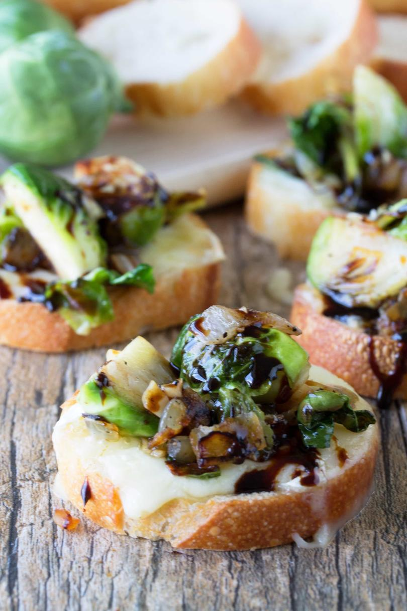 RX_1806_Our Favorite Ways to Serve Bruschetta_Brussels Sprouts and Brie Bruschetta