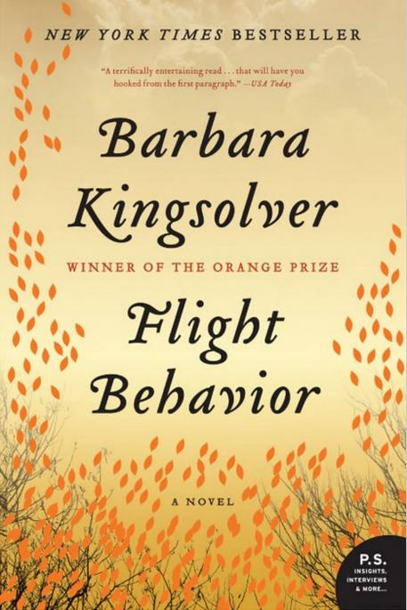 Flight Behavior: A Novel by Barbara Kingsolver