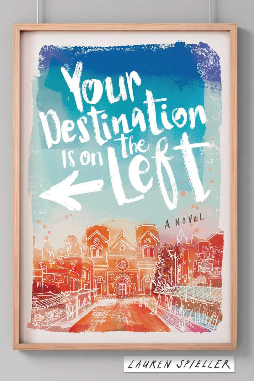 RX_1806_Your Destination Is on the Left by Lauren Spieller_Childrens Books