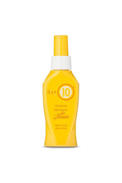 RX_1807_6 Hair Products Blondes Swear By: It's a 10 Miracle Leave-In for Blondes