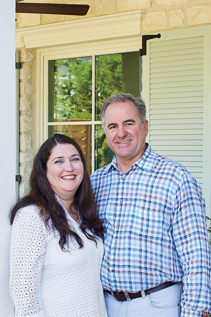 2018 idea House Builders Catherine and David Wilkes