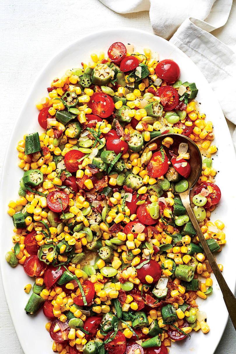 Best-Ever Succotash