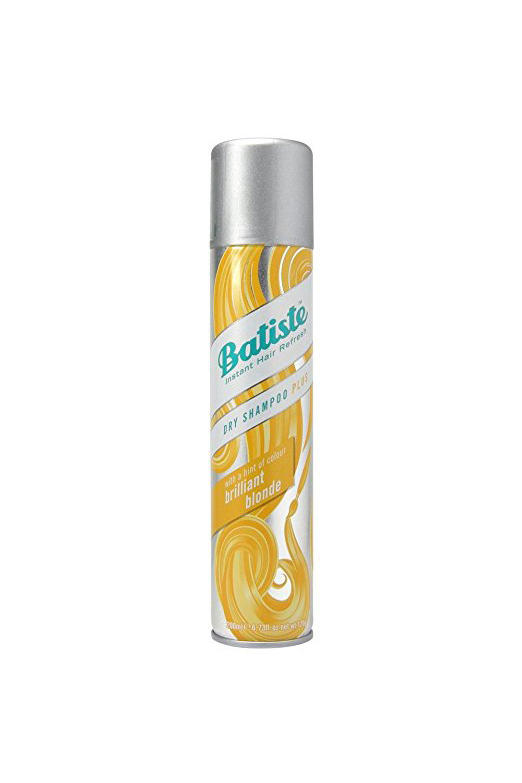 Batiste Dry Shampoo Hint of Color in Brilliant Blonde