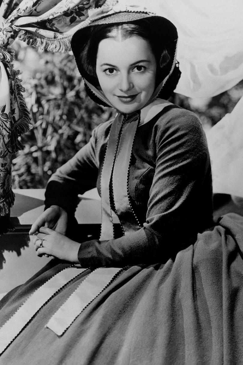 Olivia de Havilland in Gone with the Wind