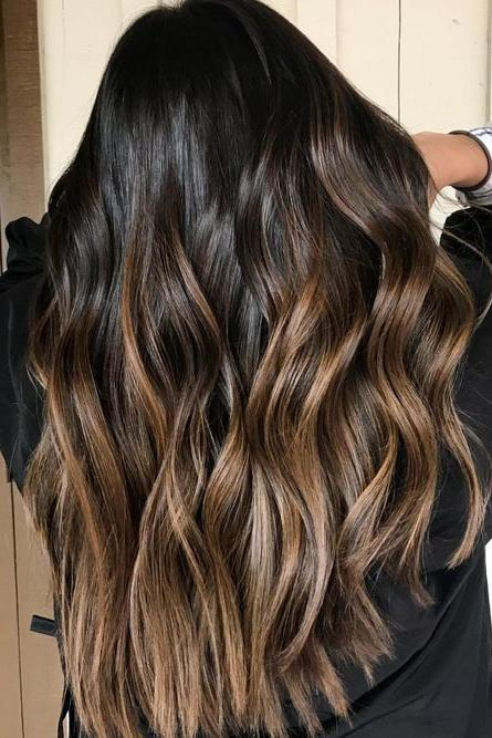 Could Dark ombre hair color