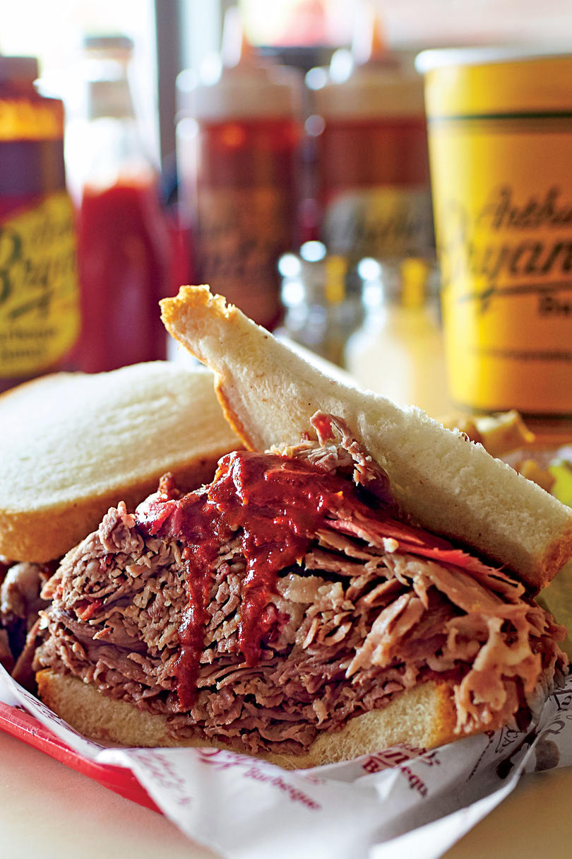 Arthur Bryant's Barbeque in Kansas City, MO