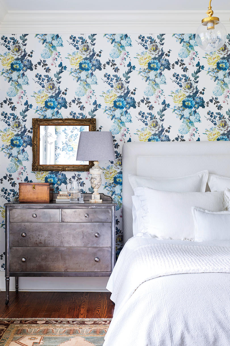 Holly Williams Colonial Revival Remodel in Nashville, TN Guest Bedroom