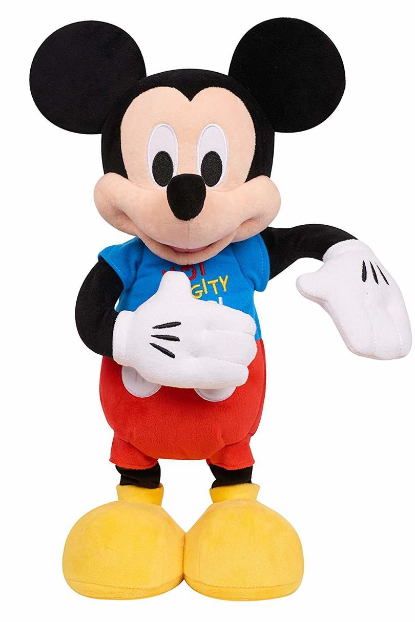 Dance and Play Mickey
