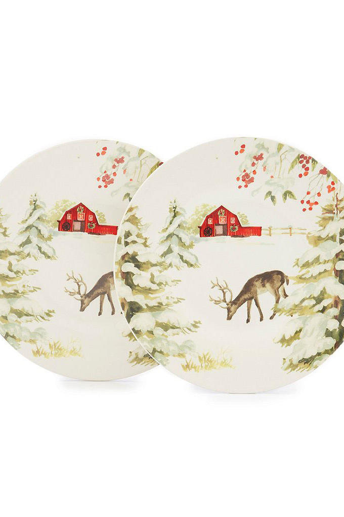 Dillard's Southern Living Holiday Deer