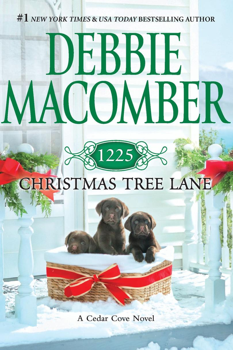 RX_1810_1225 Christmas Tree Lane by Debbie Macomber_Winter Books