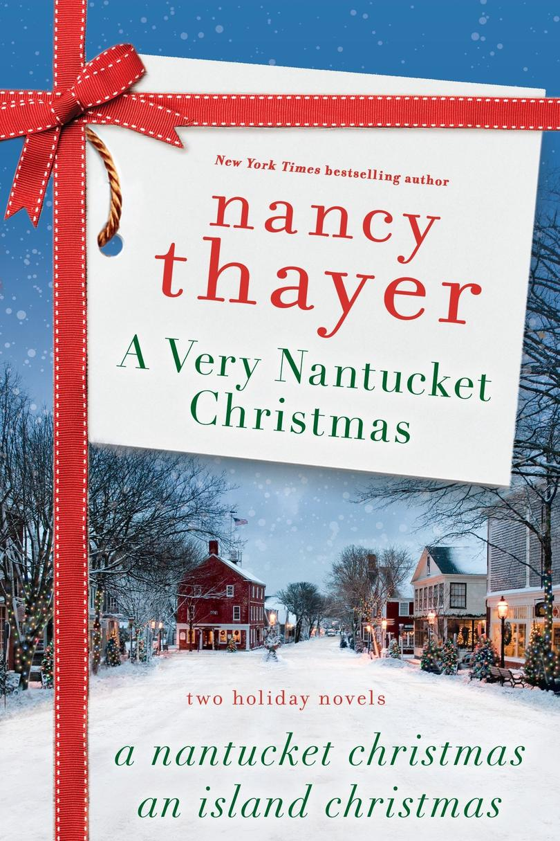 A Very Nantucket Christmas by Nancy Thayer
