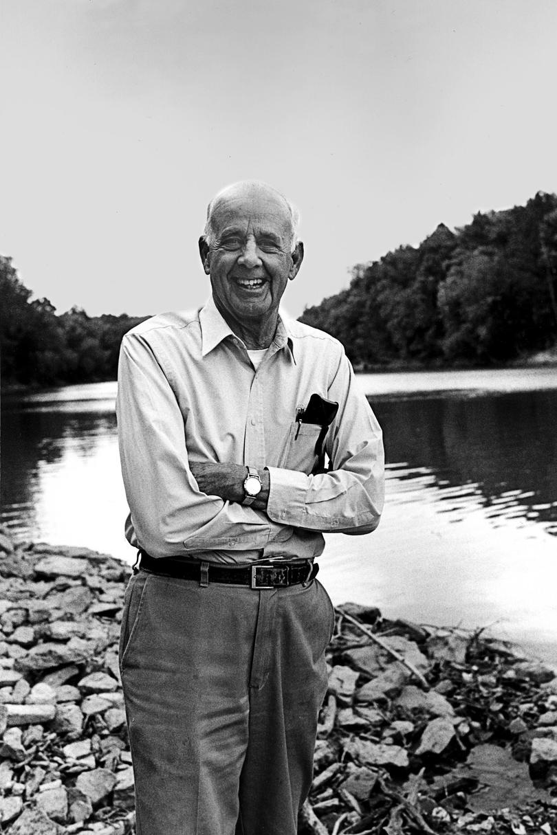 Wendell Berry from Henry County, Kentucky