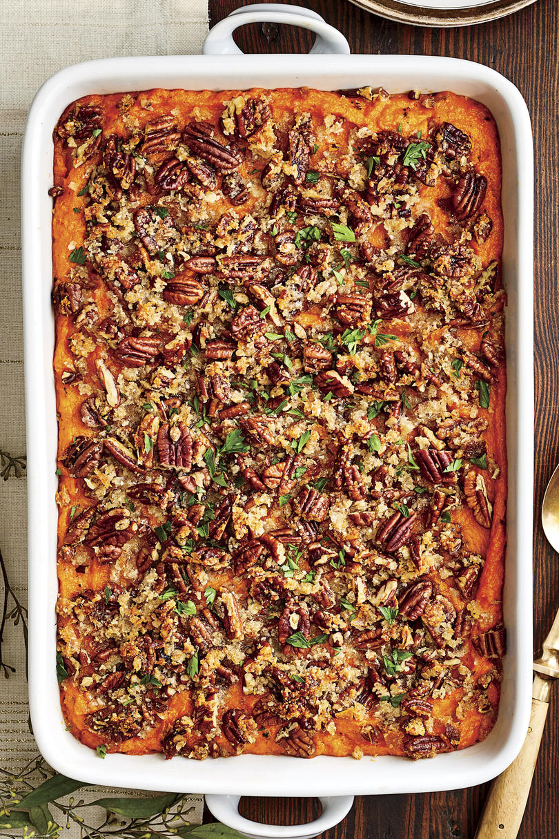 5. Savory Sweet Potato Casserole
