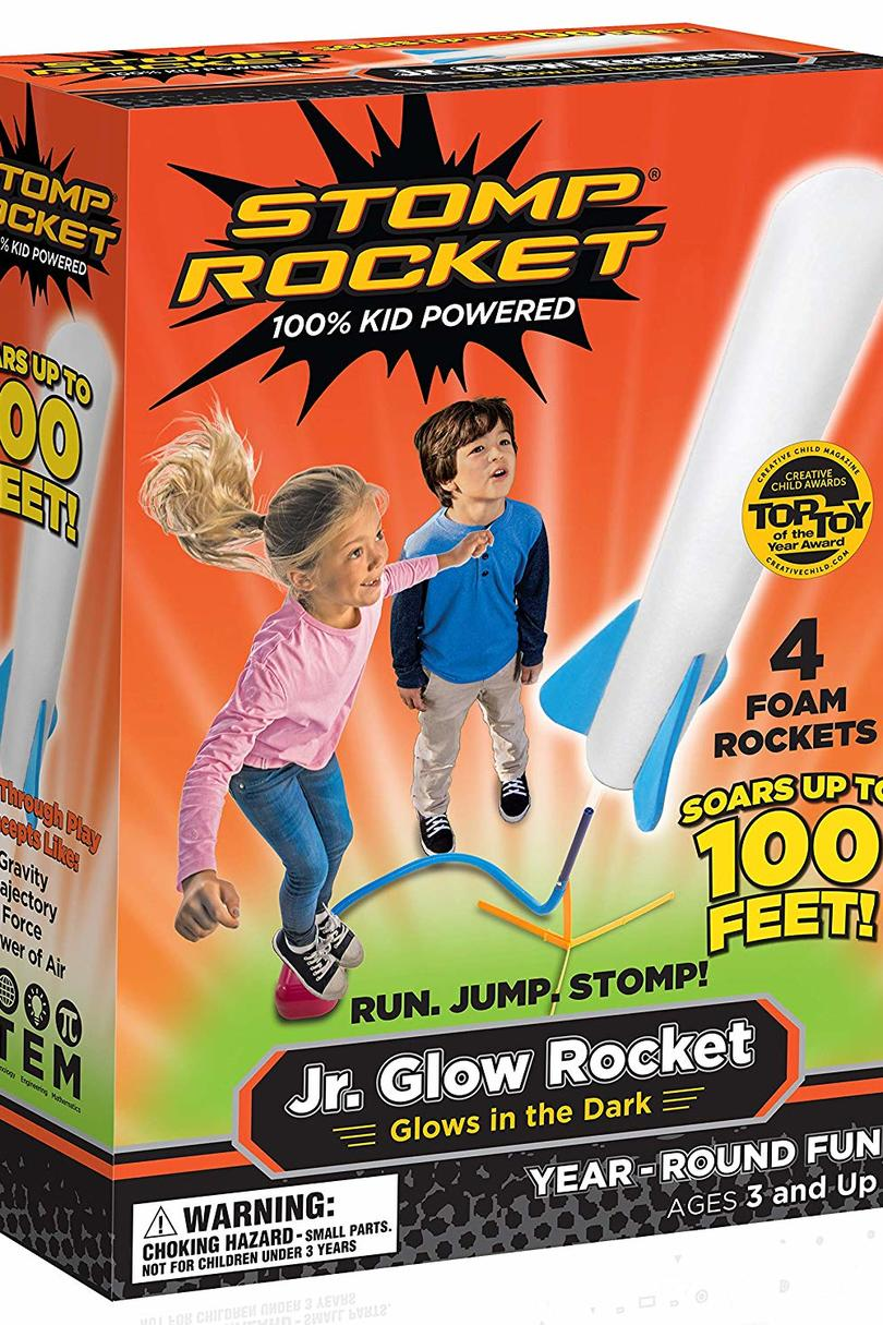 Stomp Rocket Original Jr. Glow
