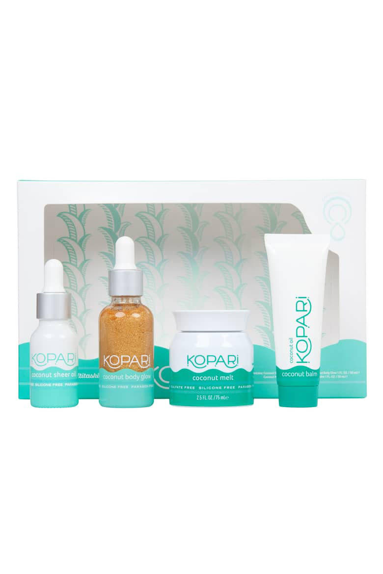 Kopari Coconut Multitasking Travel Kit