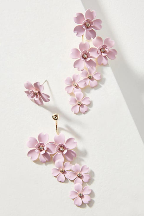 In Full Bloom Drop Earrings