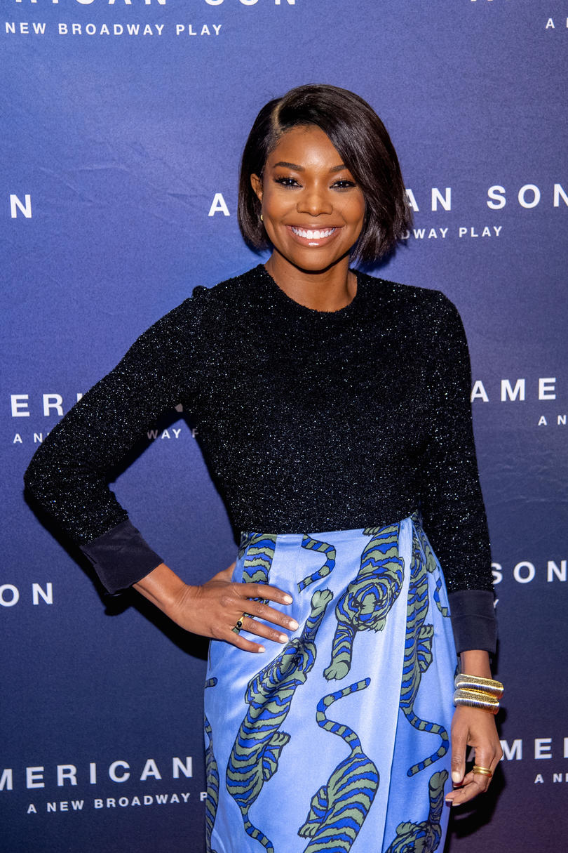 RX_1811_The Best Short Hairstyles of 2018_Gabrielle Union's Classic Bob