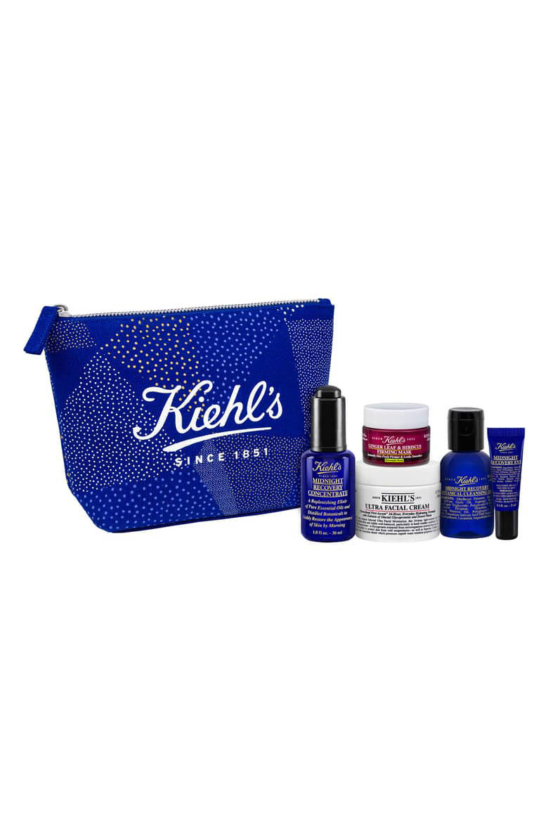 Kiehl's Midnight Must-Haves