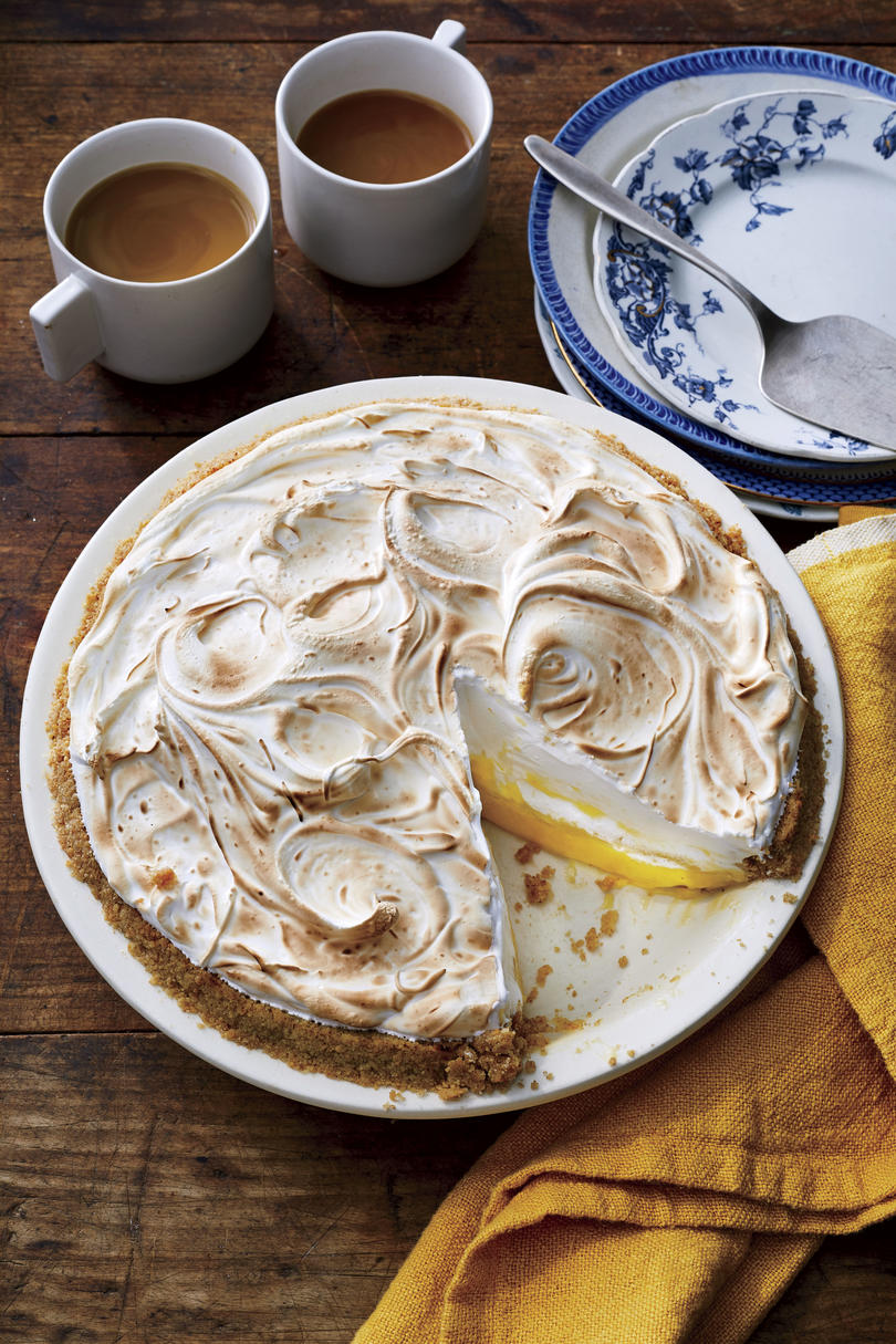 Lemon-Lime Meringue Pie