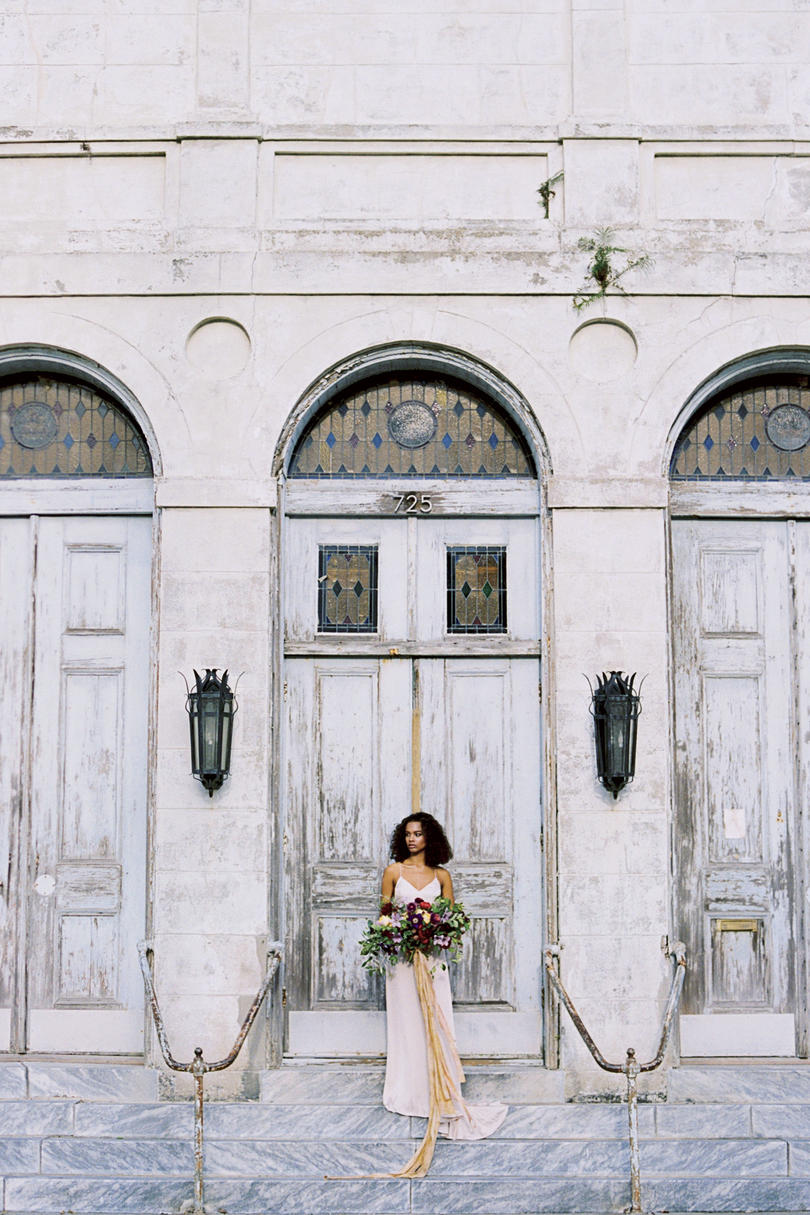 Marigny Opera House Louisiana Wedding Venue