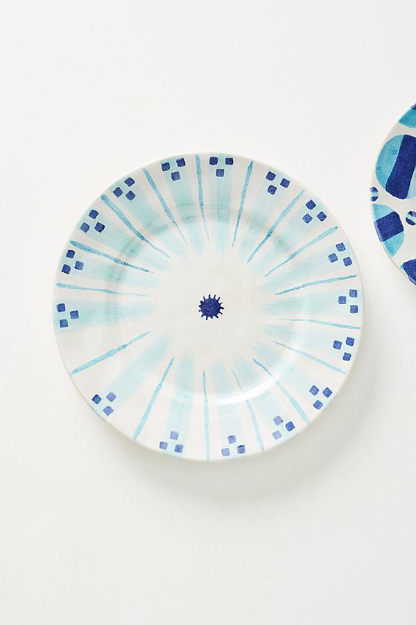 SUNO for Anthropologie Reactive Dinner Plate