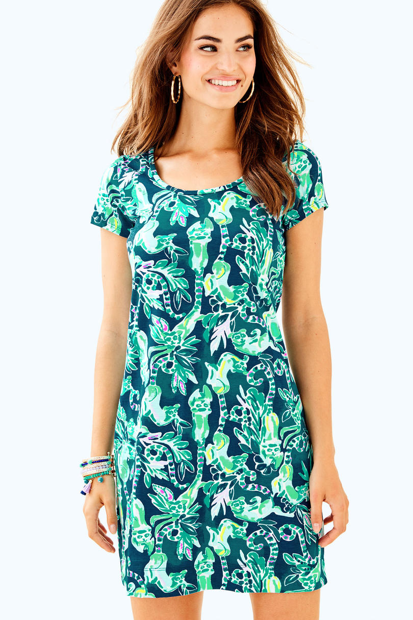 Short Sleeve Beacon Dress