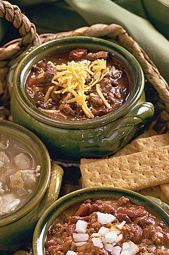 Black Bean Chili