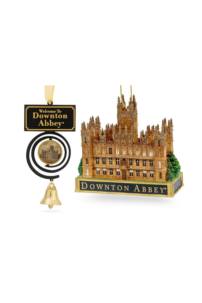 RX_1901_Downton Abbey Ornaments_PBS Gifts
