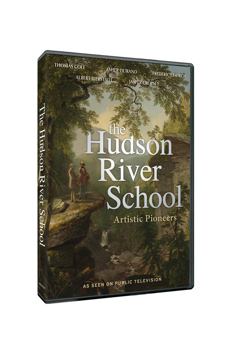 The Hudson River School: Artistic Pioneers DVD