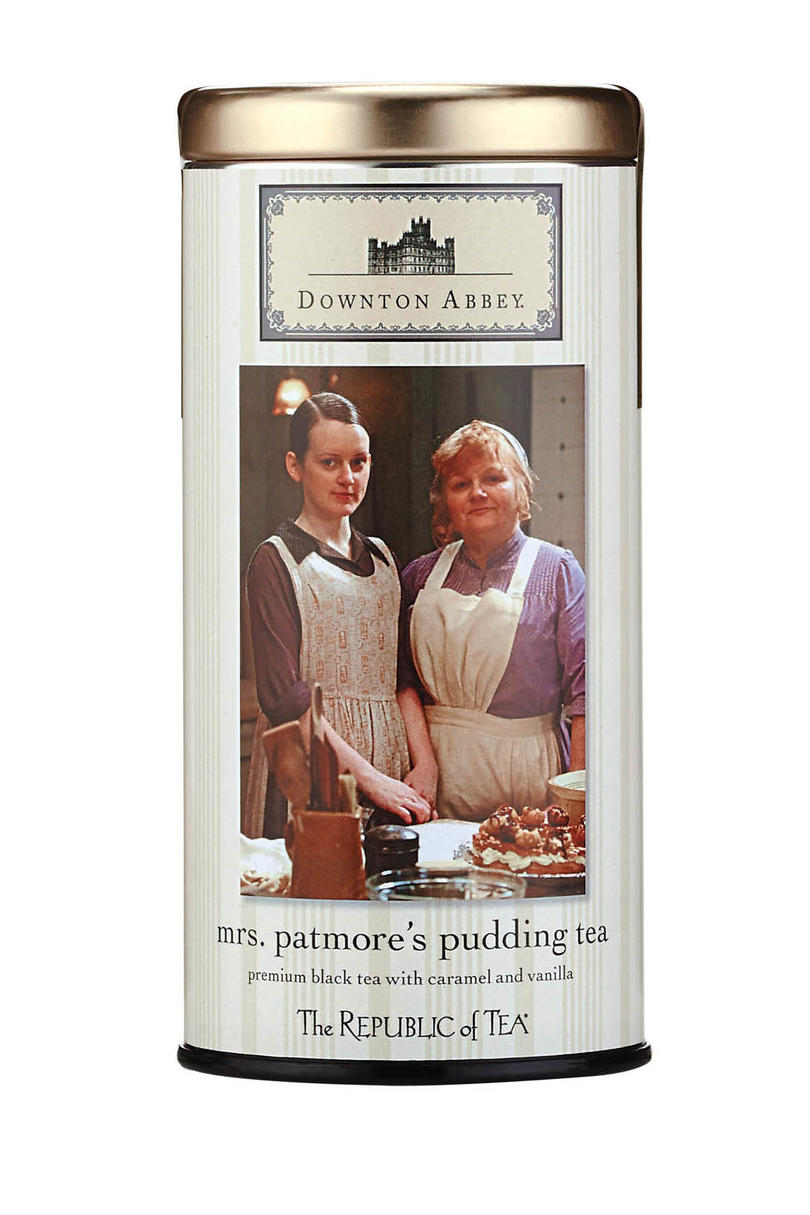Mrs. Patmore's Pudding Tea