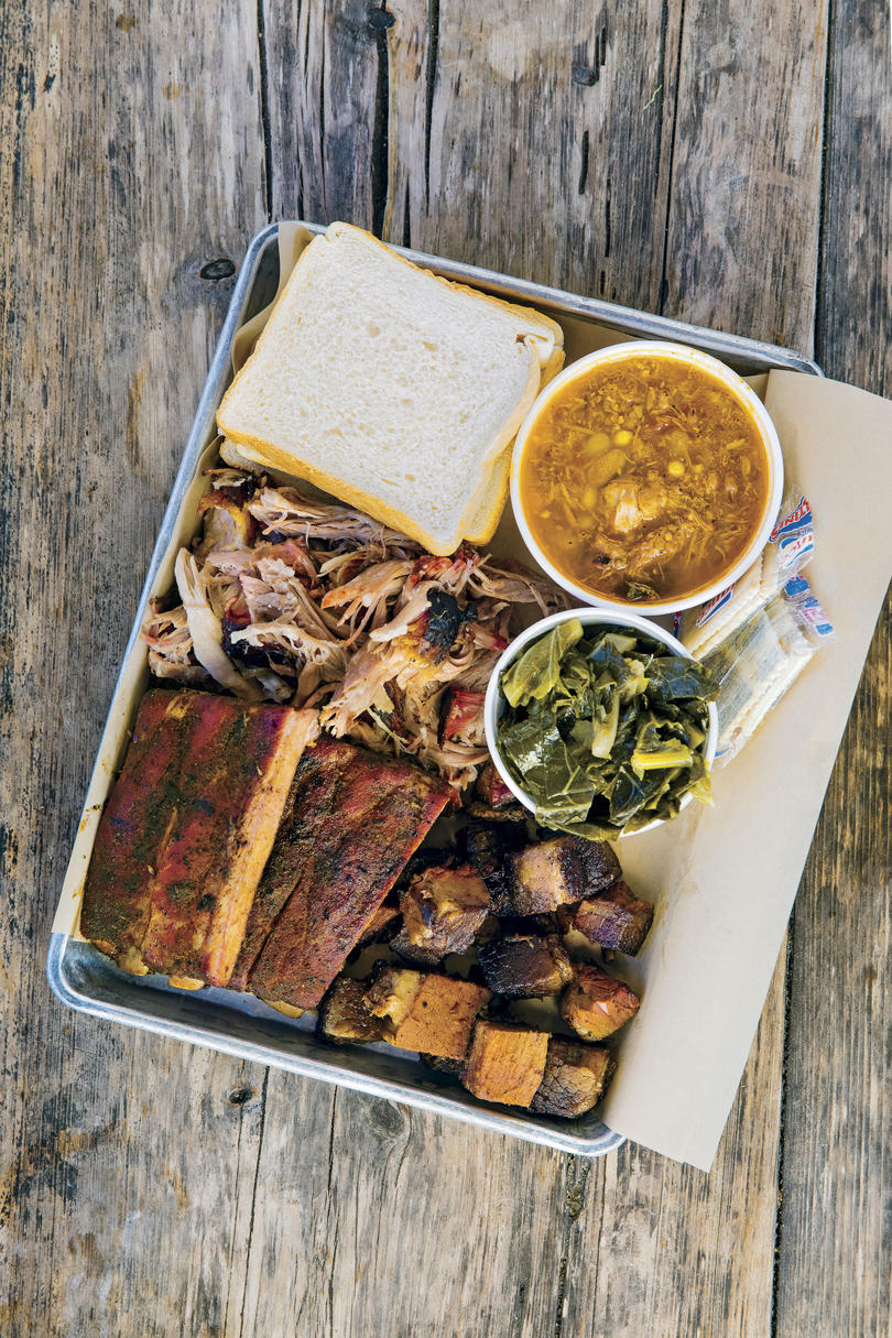 Southern Soul Barbeque in St. Simons Island, GA