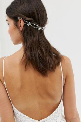 Back Hair Crown