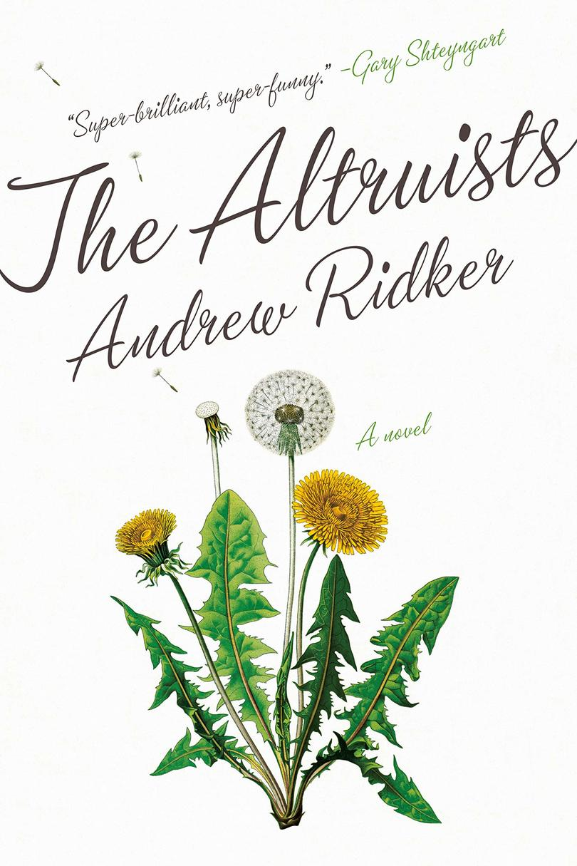 The Altruists by Andrew Ridker