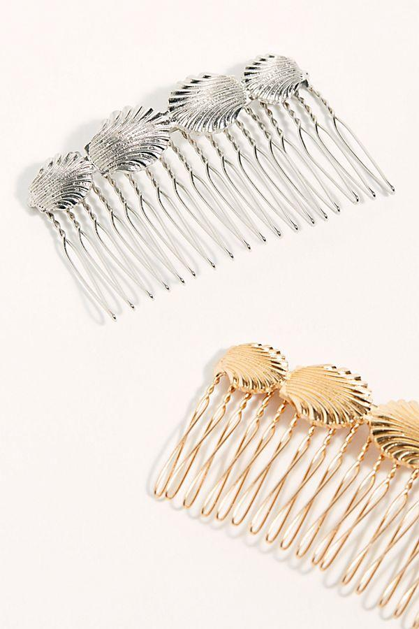 Shell Hair Comb