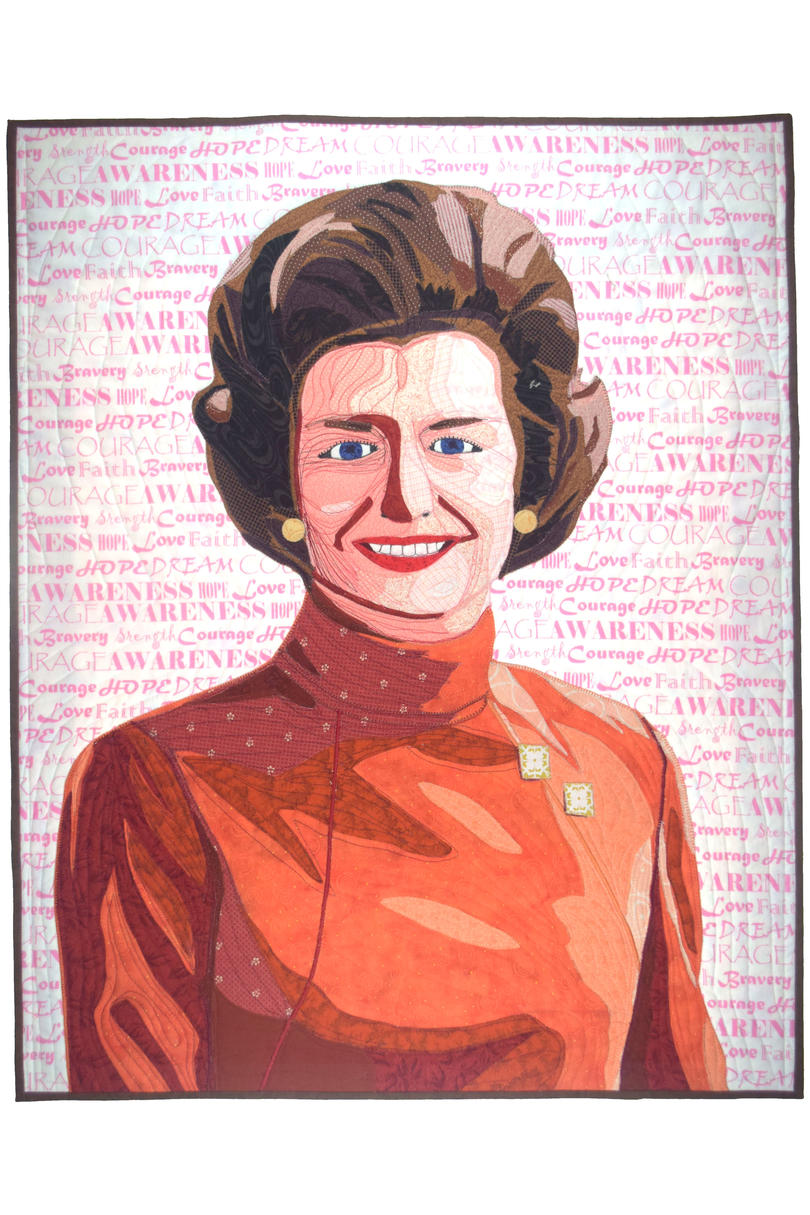 Brave Betty: Betty Ford