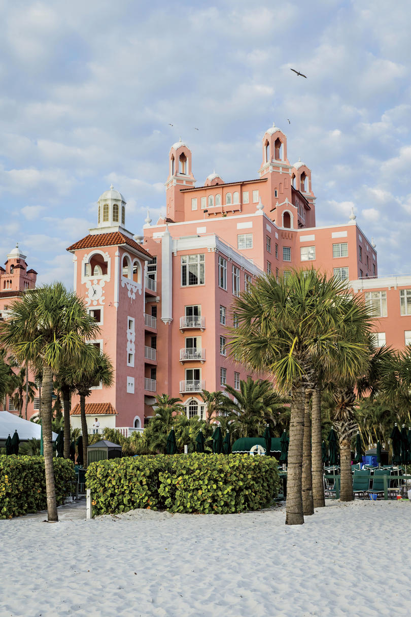The Don CeSar St. Pete Beach, Florida