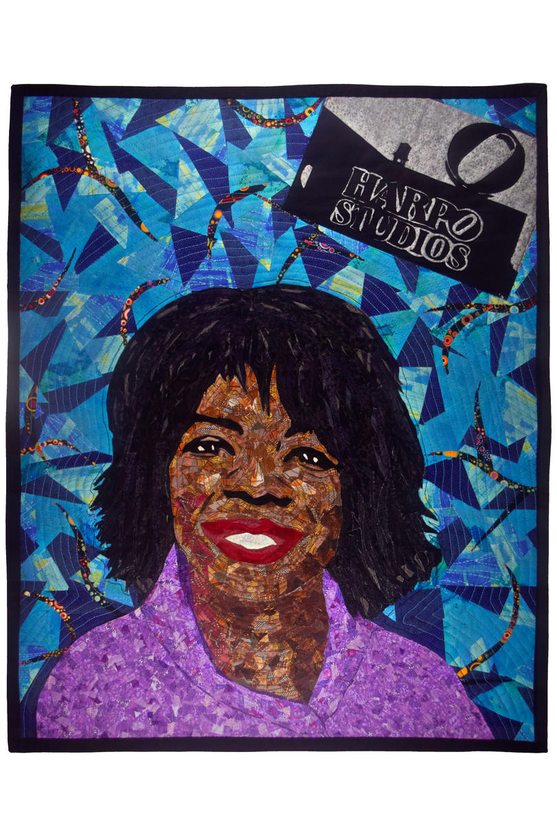 Quilt Oprah Winfrey: Overcoming and Conquering