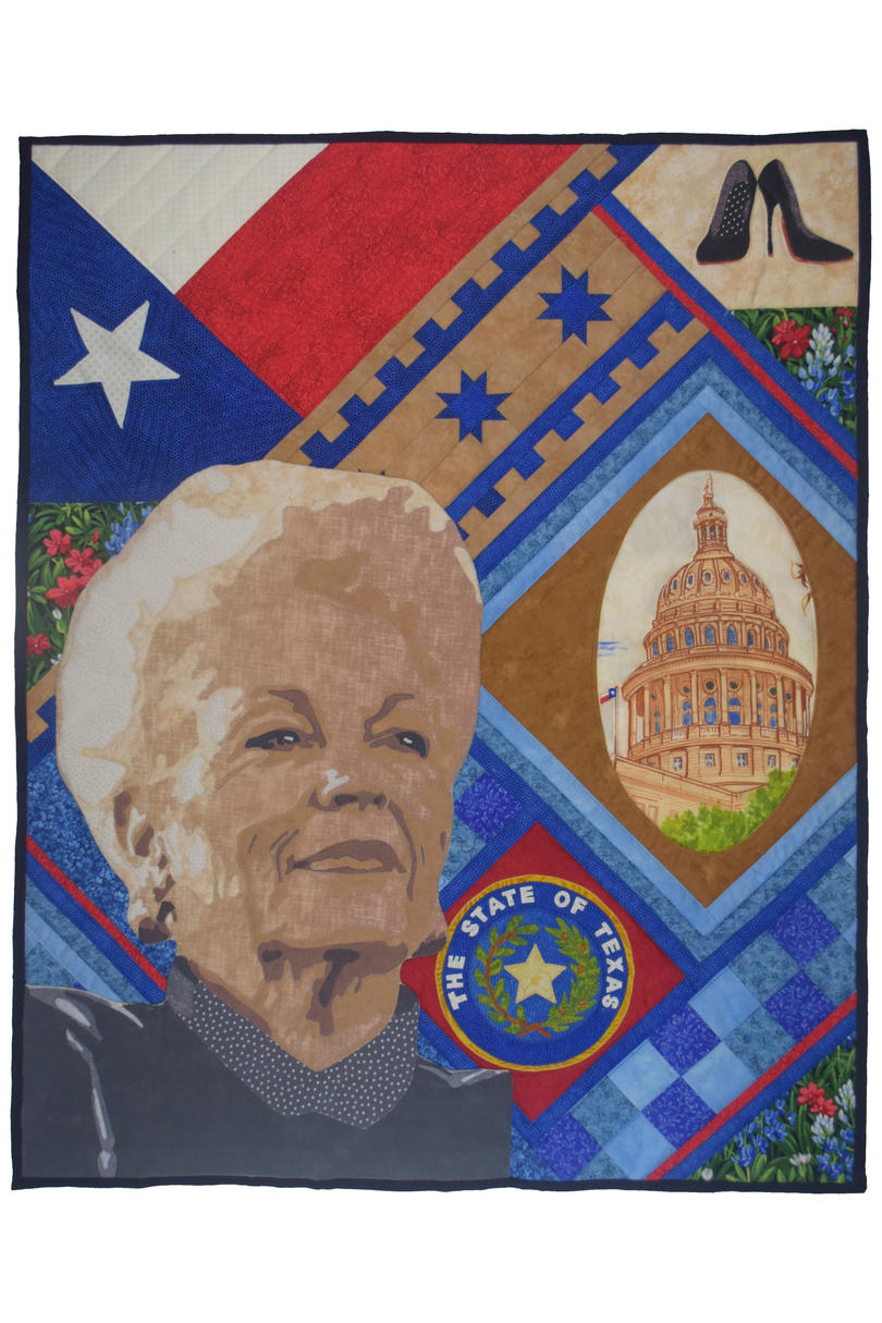 Texas Governor Ann Richards