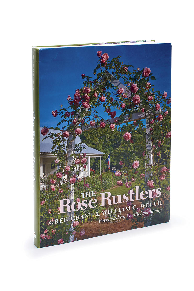 RX_1905_TX Roses_Required Reading for Rosarians