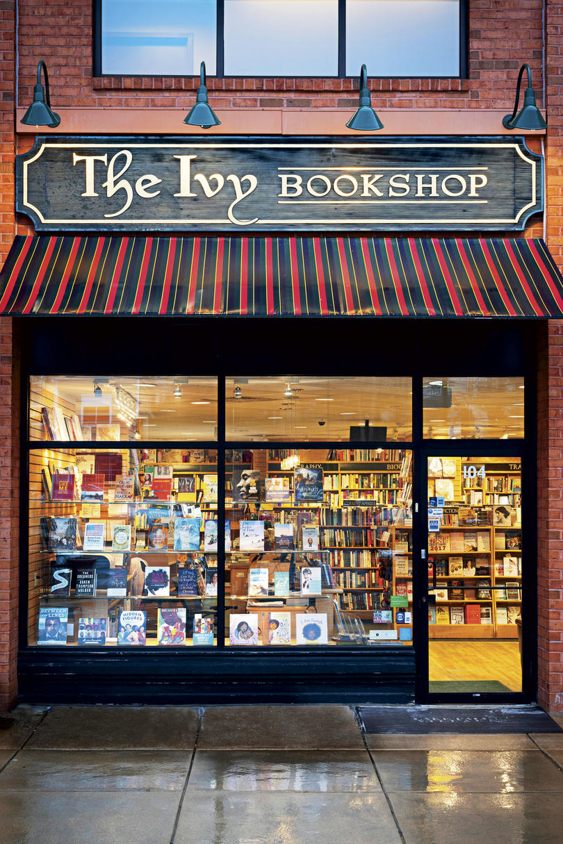 The Ivy Bookshop in Baltimore, MD