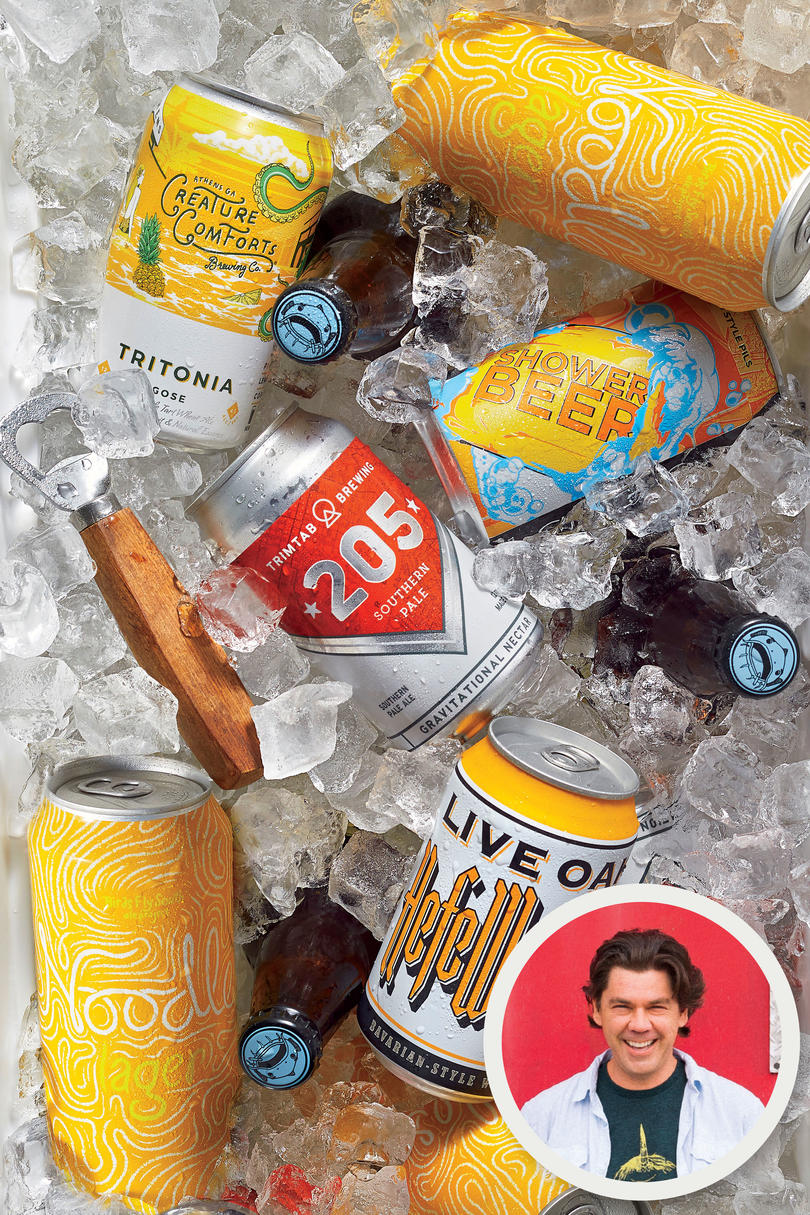 Craft Brewery Cold Beers with Sean Lilly Wilson